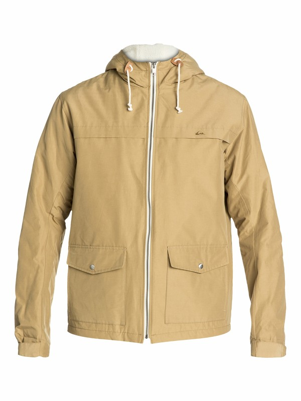0 Wanna Jacket  EQYJK03013 Quiksilver