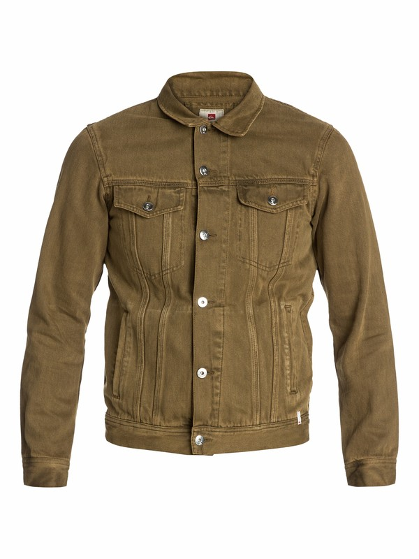 0 The Hoy Jacket  EQYJK03023 Quiksilver