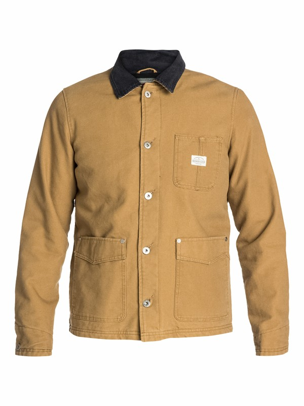 0 Carswell Jacket  EQYJK03028 Quiksilver