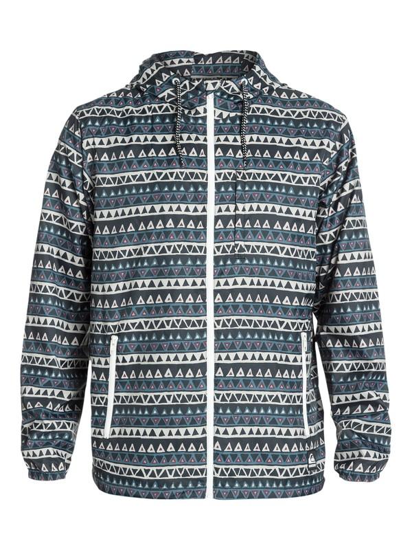 0 Boyd Print Polar Jacket  EQYJK03044 Quiksilver