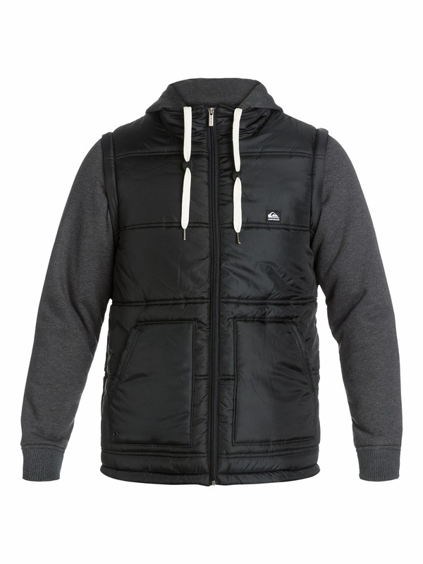 0 Beilby Jacket  EQYJK03047 Quiksilver