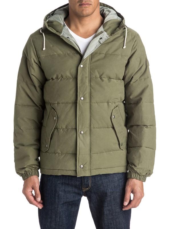 0 Belmore Down Jacket  EQYJK03101 Quiksilver