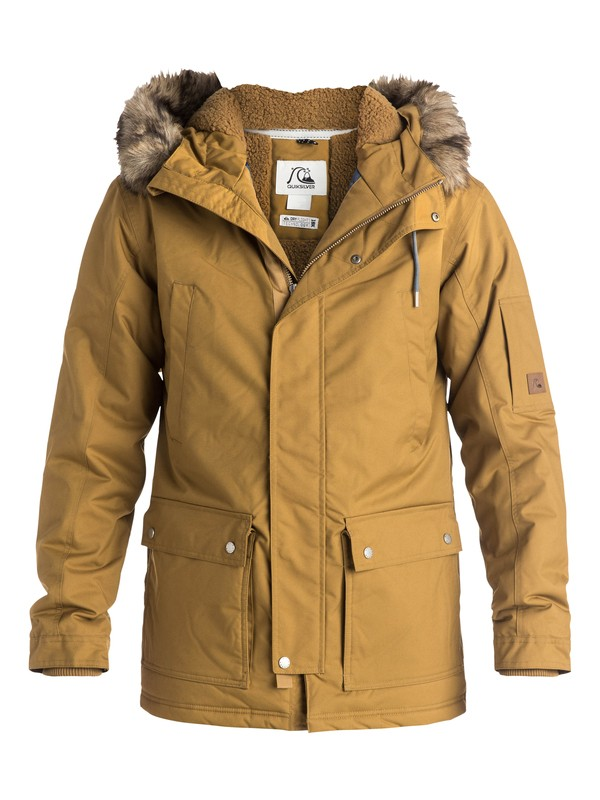 Ferris 10K Cold Weather Jacket EQYJK03122