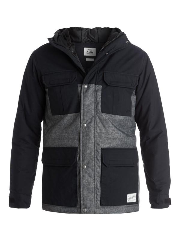 0 Longbay Wool - Veste chaude  EQYJK03132 Quiksilver