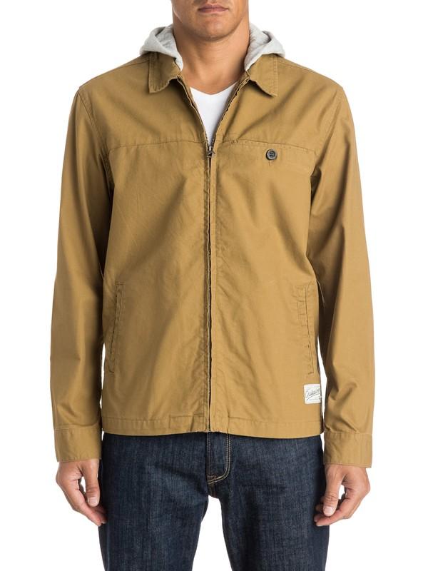 0 Naseby Jacket  EQYJK03143 Quiksilver