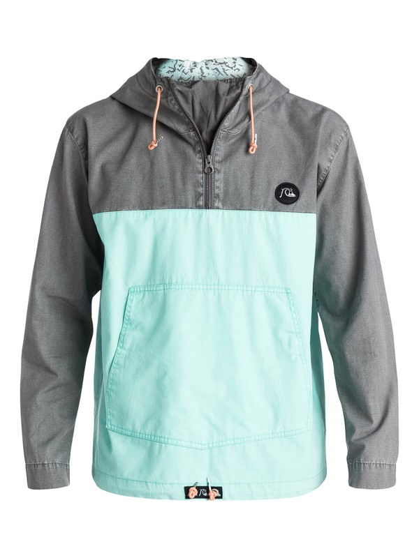 0 Surf Jacket - Coupe-vent  EQYJK03169 Quiksilver