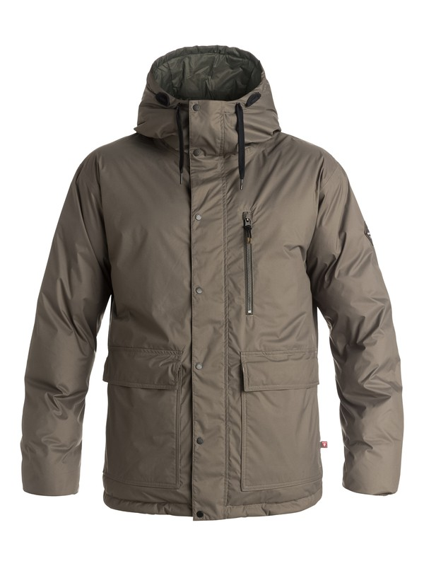 0 Role Reversible Insulator Jacket  EQYJK03218 Quiksilver