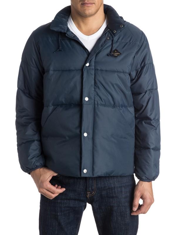 0 Baran Puffer Jacket  EQYJK03232 Quiksilver