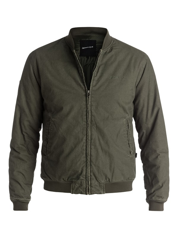 0 Deny All - Blouson bomber  EQYJK03244 Quiksilver