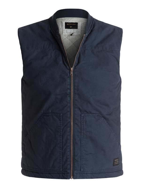 0 Stately Home - Veste sans manches  EQYJK03251 Quiksilver