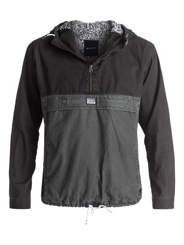 0 Surf - Veste pullover Noir EQYJK03253 Quiksilver