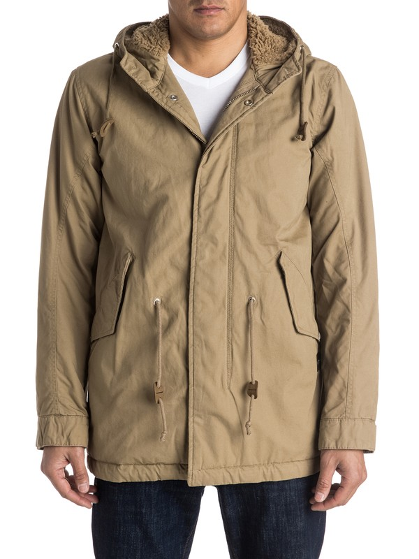 0 Kirkwood Parka Jacket  EQYJK03257 Quiksilver
