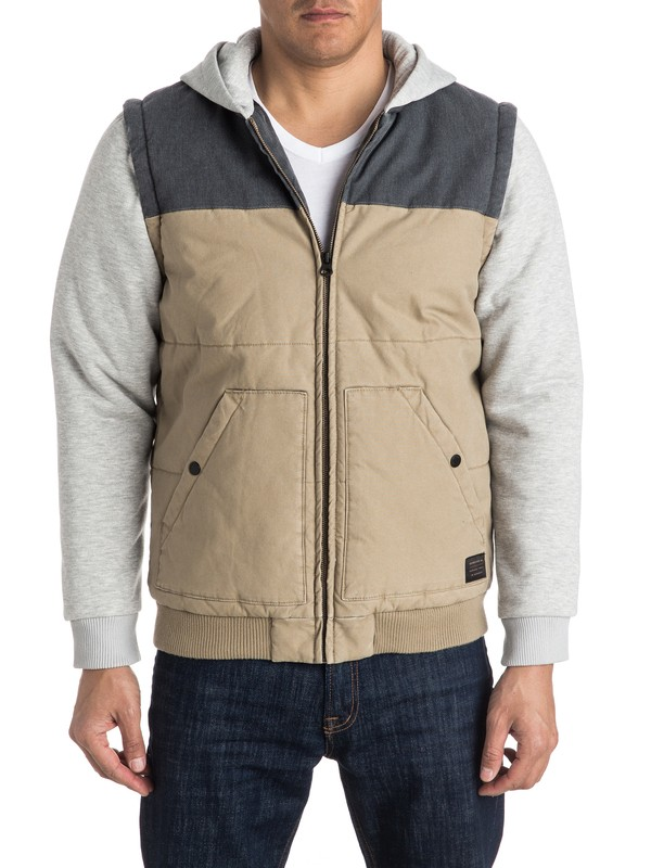 0 Main Mission Jacket  EQYJK03272 Quiksilver