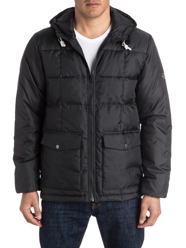 0 Puffer Hood Jacket  EQYJK03273 Quiksilver
