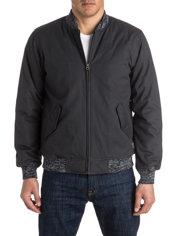 0 Mixing Time Bomber Jacket  EQYJK03281 Quiksilver