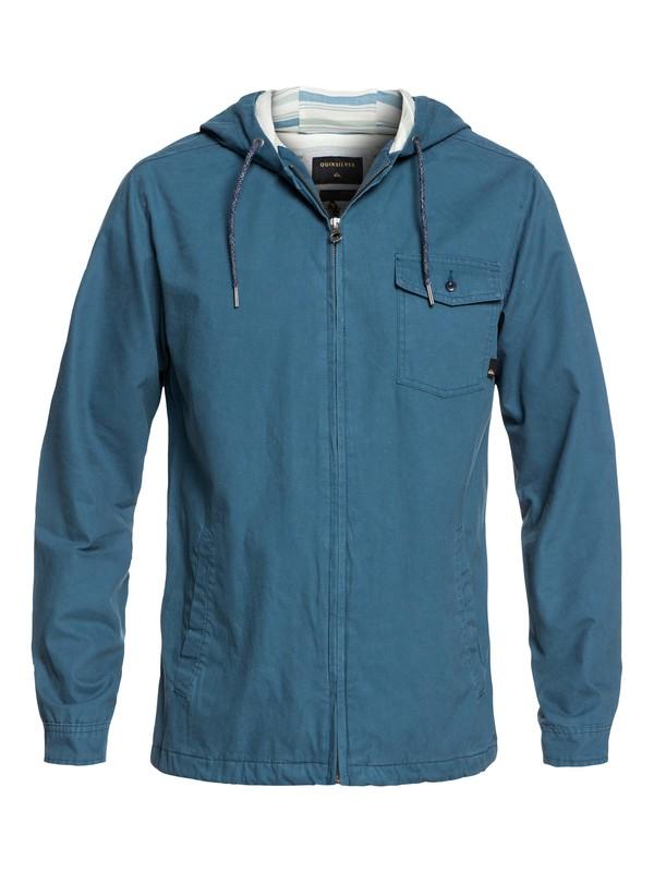 0 Maxson Shore - Veste à capuche Bleu EQYJK03287 Quiksilver