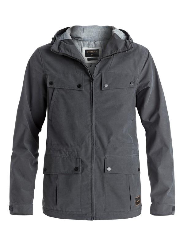 0 Куртка Clover Daze Черный EQYJK03292 Quiksilver