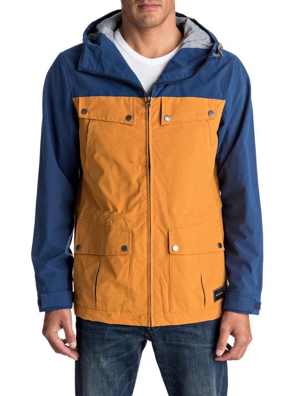 0 Куртка Clover Daze Оранжевый EQYJK03292 Quiksilver
