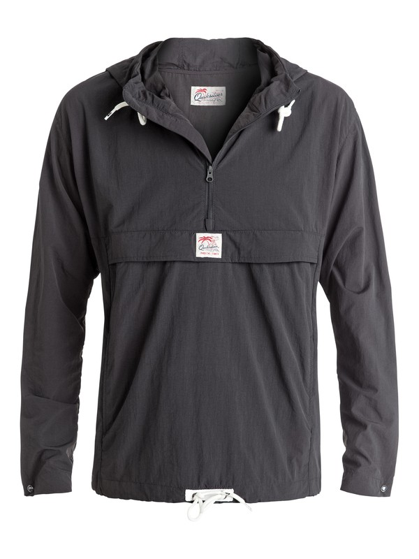 0 Bloom Full - Pull coupe-vent Noir EQYJK03311 Quiksilver