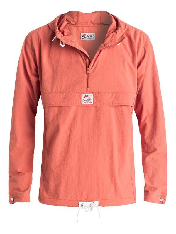 0 Bloom Full - Pullover antivento Orange EQYJK03311 Quiksilver