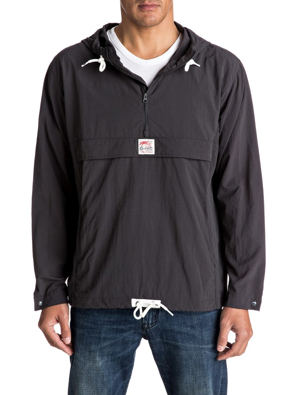 0 Bloom Full Windbreaker Pullover  EQYJK03311 Quiksilver
