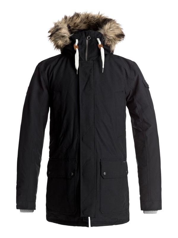 0 Ferris - Waterproof Parka Jacket Black EQYJK03332 Quiksilver