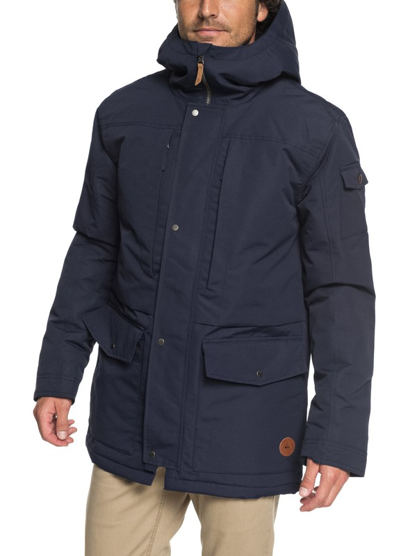 0 Canyon - Chaqueta impermeable con capucha  EQYJK03334 Quiksilver