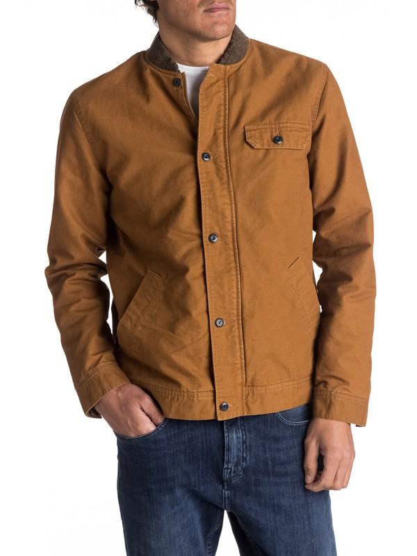0 Lu Meah Workwear Jacket  EQYJK03344 Quiksilver