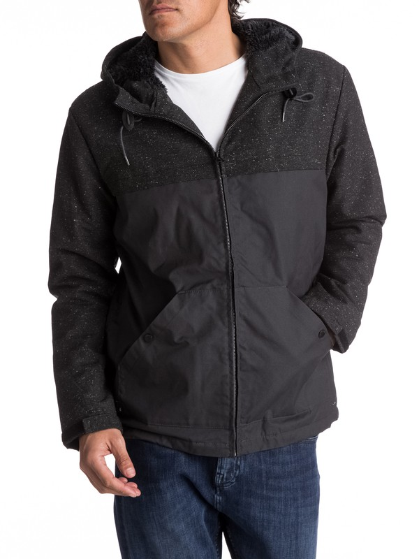 0 Wanna Water-Repellent Jacket  EQYJK03361 Quiksilver