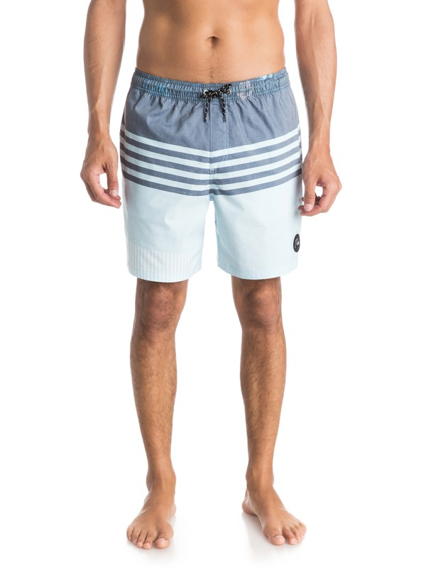 """0 Swell Vision 17"""" Volley Boardshorts  EQYJV03034 Quiksilver"""