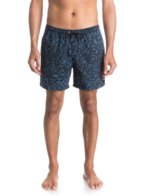 "0 Acid Dots 16"" Volley Boardshorts  EQYJV03048 Quiksilver"