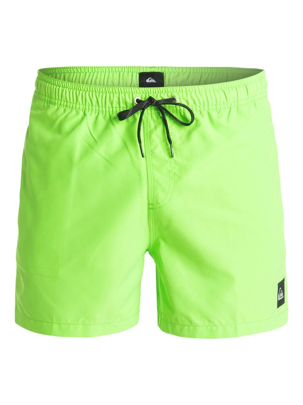 "0 Everyday 15"" - Short de bain Vert EQYJV03077 Quiksilver"