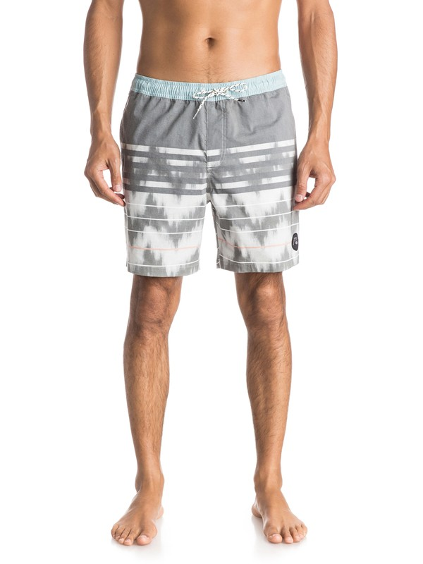 """0 Swell Vision 17""""  Volleys Grey EQYJV03105 Quiksilver"""