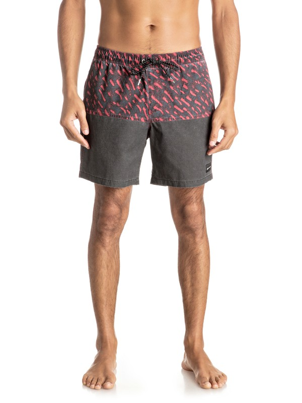 "0 Renegade 17"" Volley Boardshorts  EQYJV03185 Quiksilver"