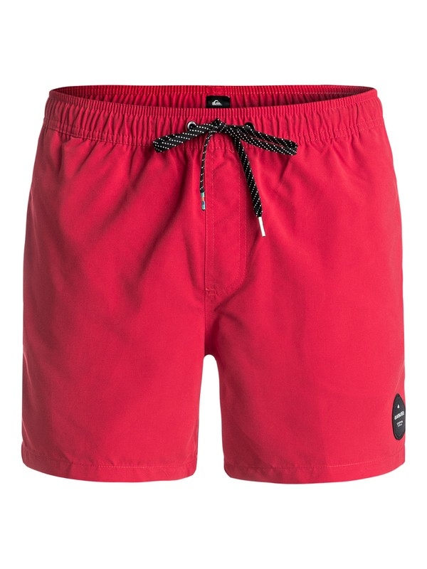 "0 Everyday 15"" - Schwimmshorts Rot EQYJV03200 Quiksilver"