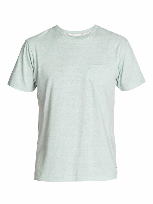 0 Marle Slim Fit T-Shirt  EQYKT03004 Quiksilver