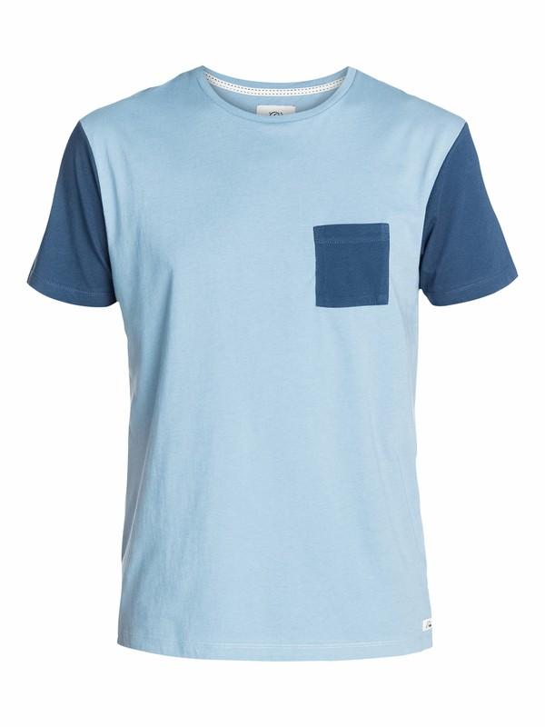 0 Burford T-Shirt  EQYKT03131 Quiksilver