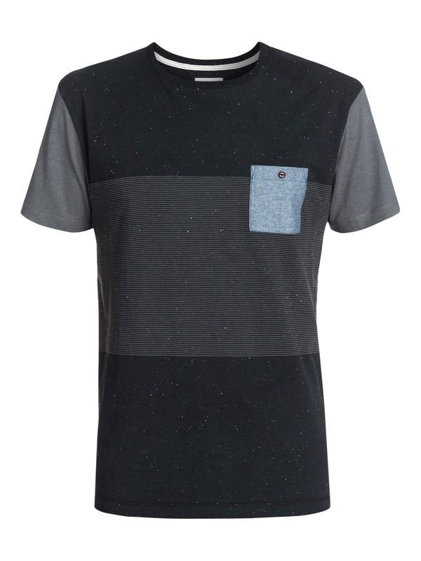 0 Stranger T-Shirt  EQYKT03147 Quiksilver