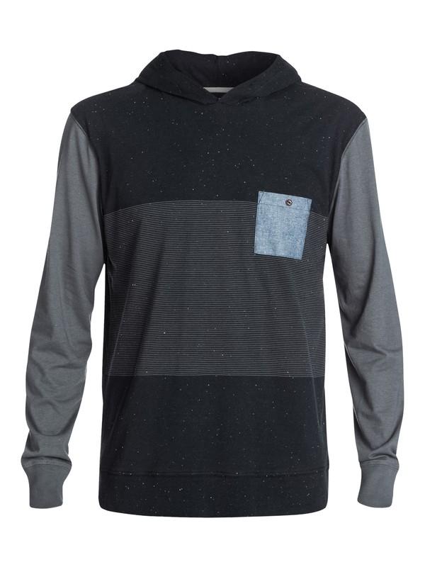 0 Stranger Hood Shirt  EQYKT03156 Quiksilver