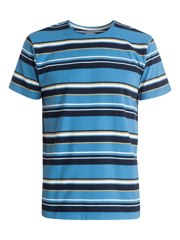 0 Decay Stripe - T-shirt  EQYKT03174 Quiksilver
