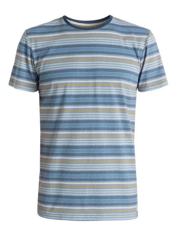 0 Stripey Stripe - T-shirt  EQYKT03182 Quiksilver