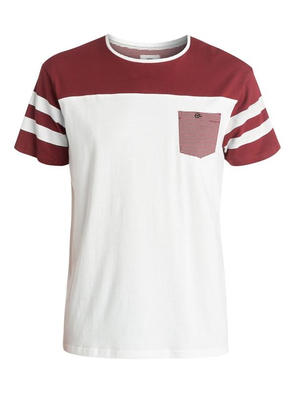 0 Sinner Man - T-shirt  EQYKT03184 Quiksilver