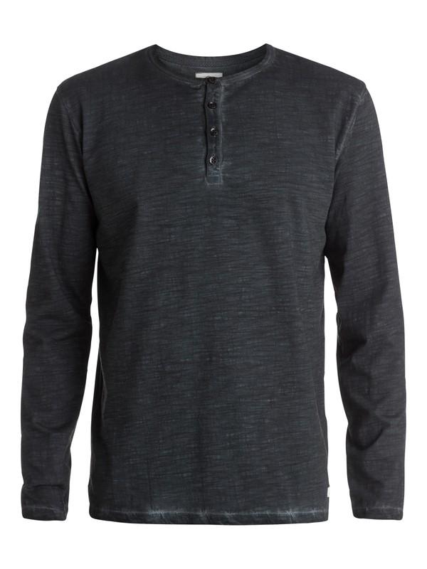 0 Runaround - T-shirt henley manches longues  EQYKT03189 Quiksilver