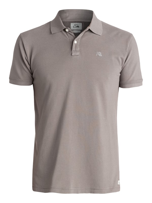 0 Faded Ghost - Polo  EQYKT03202 Quiksilver