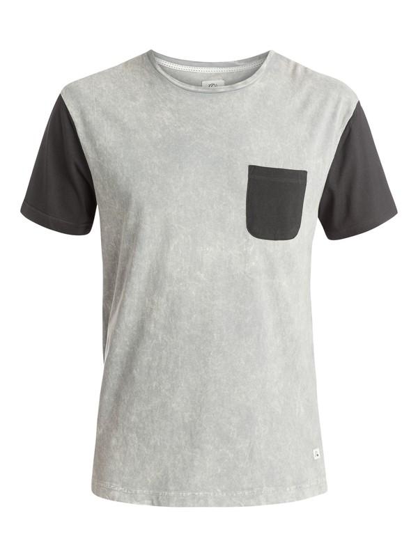 0 Double Trouble T-Shirt  EQYKT03238 Quiksilver