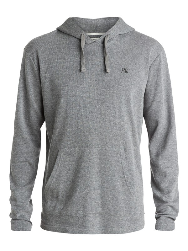 0 Thermo Hooded T-Shirt  EQYKT03240 Quiksilver