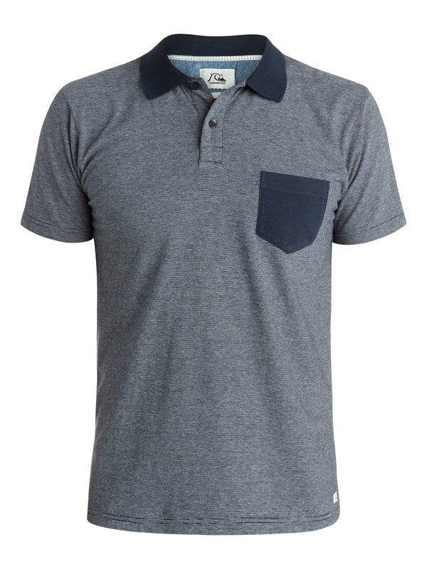 0 Idylic Coast Polo Shirt  EQYKT03267 Quiksilver