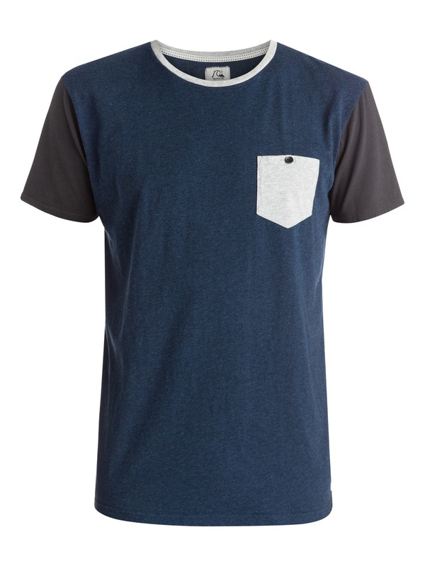0 Baysick Pocket - T-shirt  EQYKT03274 Quiksilver