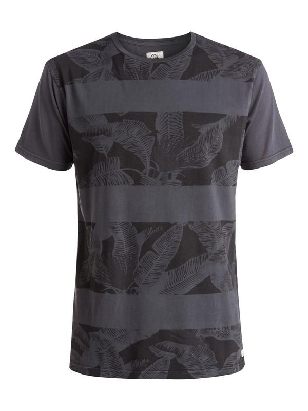 0 Blatano - T-shirt Noir EQYKT03277 Quiksilver