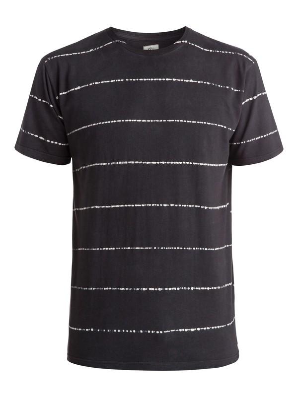 0 Atlantic Forest - T-shirt Noir EQYKT03282 Quiksilver
